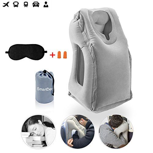 inflatable neck pillow travel pillow