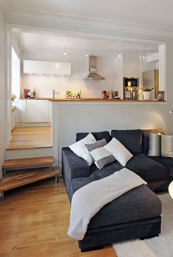 2 Bedroom Apartment Interior Design Pretty Much In Love With The Layout Of This Tiny 2Bedroom