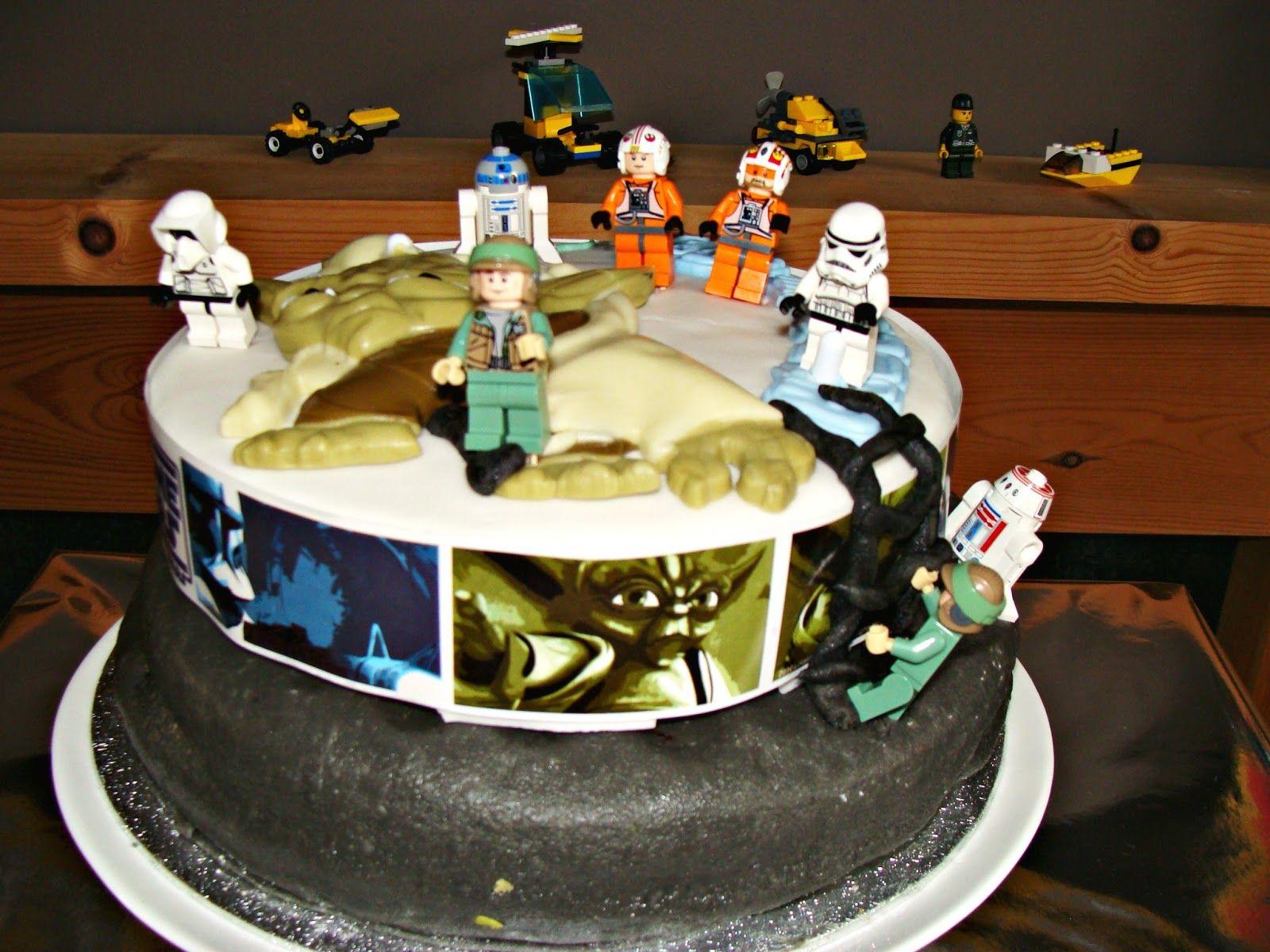 Pin by Erin Lee on Birthday ideas Lego star wars, Star