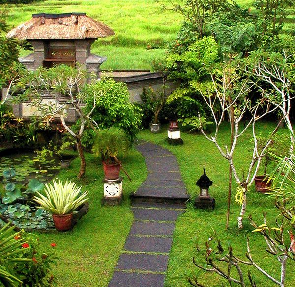 Small Japanese Garden Designs | back of its design must be considered the garden design is not easy ...