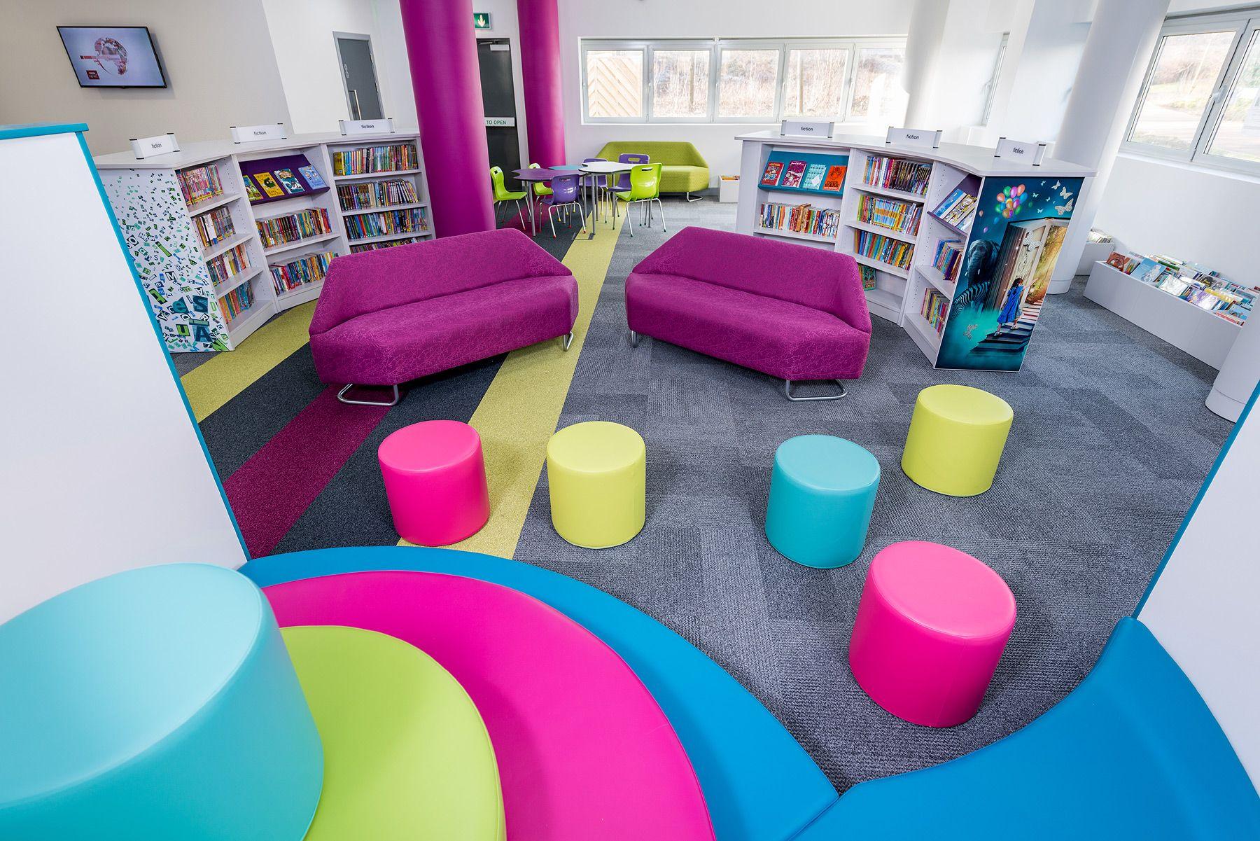 International Library Spotlight Kingston Milton Keynes UK