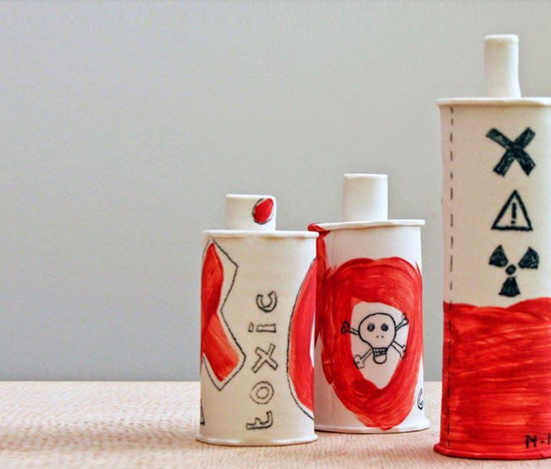 Un concepto nuevo de cerámica, el de L'atelier des Garçons