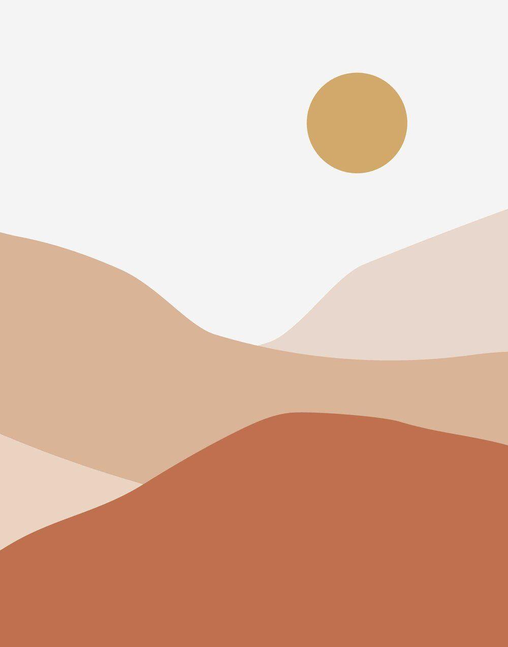 Desert Sun — Riley Yahr Creative Studio