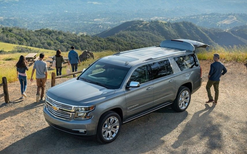 The Cottage Of The 2019 Chevrolet Suburban Should Stay Unchanged