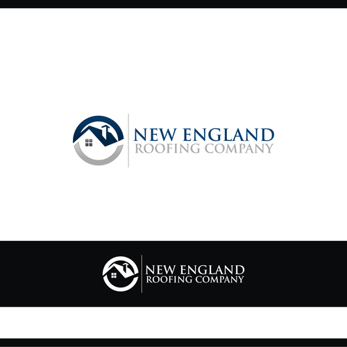 New England Roofing Company   Create A Winning Logo Design For New England  Roofing Company