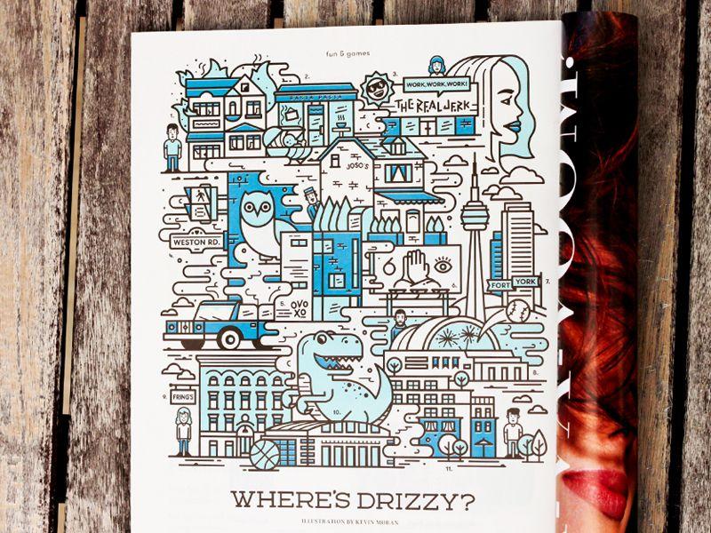Where's Drizzie https://dribbble.com/shots/2628125-Where-s-Drizzy #digitalart #graphics #graphicdesign #illustration #print #vector #dribbble