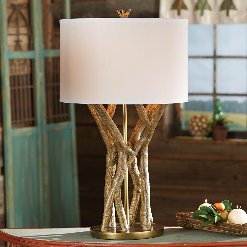 Drop By Black Forest Decor Currently And Explore Our Tremendous Inventory  Of Rustic Table Lamps, Including This River Birch Table Lamp!