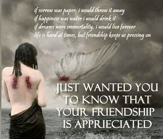 19 Heart Touching Friendship Quotes With Images Friendship Quotes