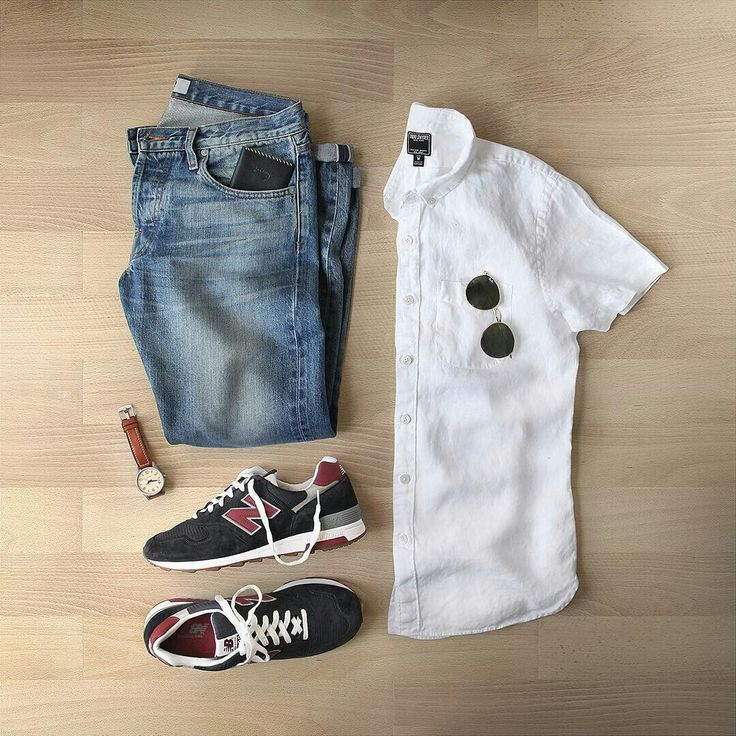 16 Amazing Casual Outfit Grids For Guys  - Alan Fukushima ,  #Alan #Amazing #Casual #Fukushim... #outfitgrid