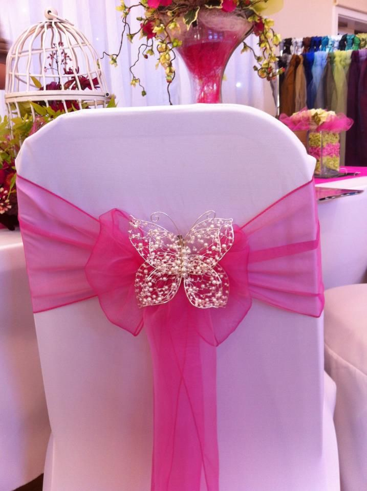 A vintage butterfly theme quinceanera ideas