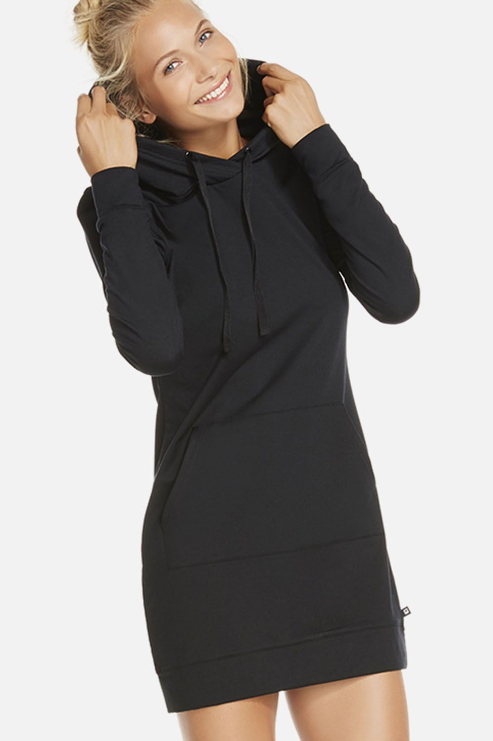 plus dress black yukon