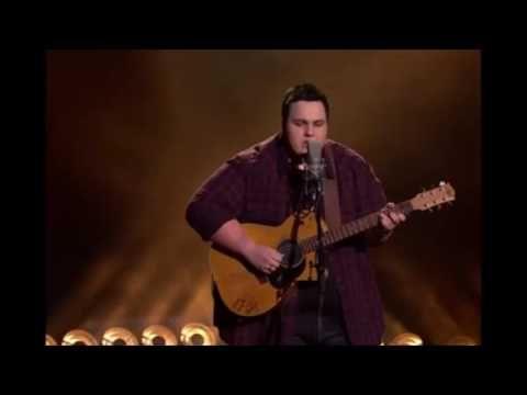 "Judah Kelly - ""Hallelujah"" - The Voice AU 2017 - The Semi Final - YouTube"