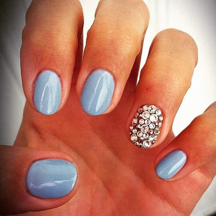 60 Beautiful Spring and Summer Nail Art Designs | Oval nails, Spring ...