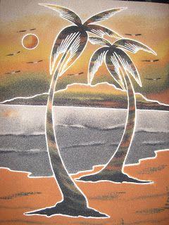 Cuadros de arena de senegal arte con arena y graffiti cuadros de arena de senegal sand paintingsand artafrican sciox Image collections