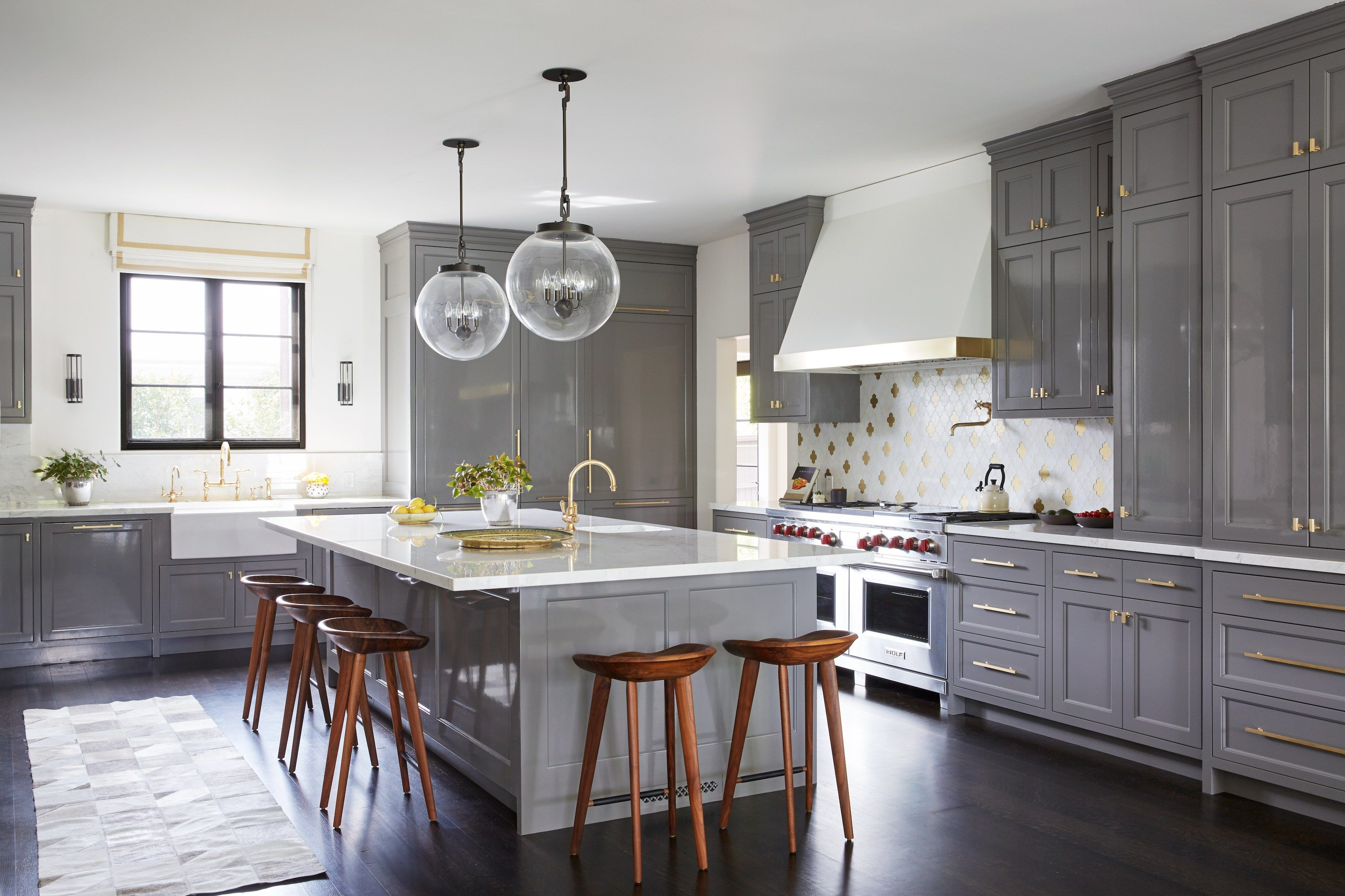 A Stunning California Kitchen Makeover Designed for Entertaining | Architectural Digest