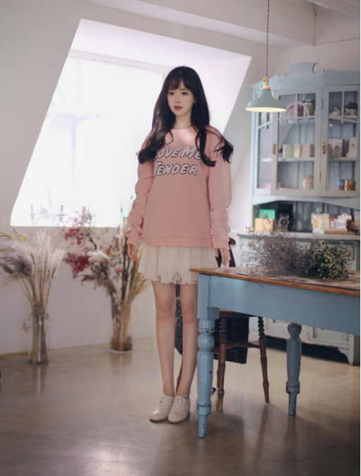 Korean Feminine Fashion