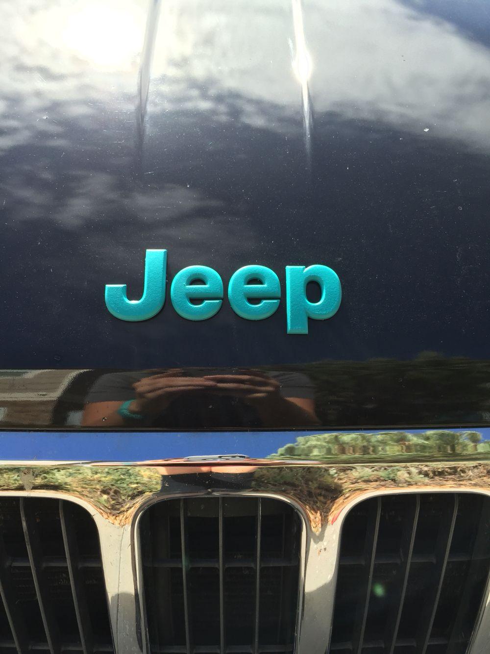 Tiffany Blue Jeep Turquoise Jeep Logo Dream Cars Jeep Blue Jeep Jeep Life