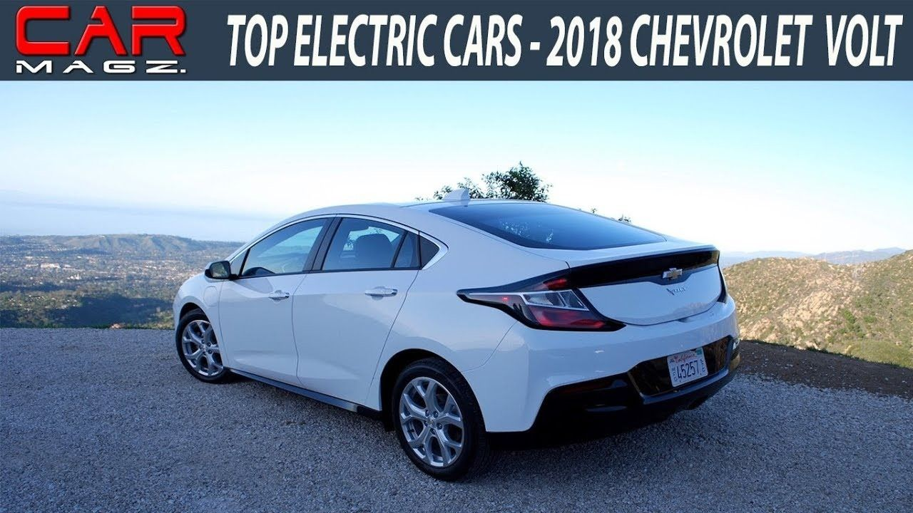 2019 Chevrolet Volt Mpg Review And Specs