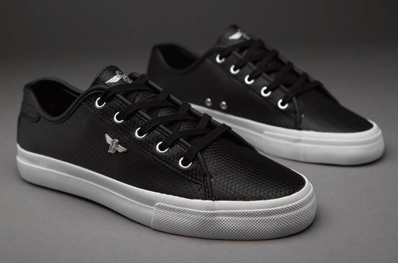 Creative Recreation Kaplan Perforated - Mens Select Footwear - Black  Charcoal 7e657ad56