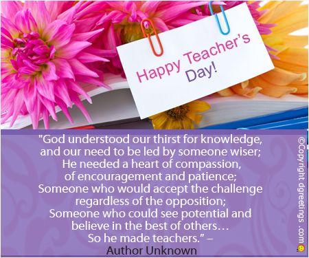 Wish You a Very Happy Teachers Day  TEACHERS DAY CARD