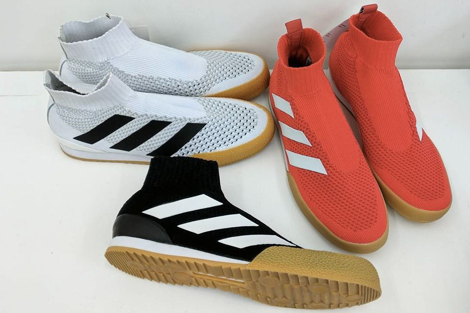 new arrival d9c24 f47a4 Gosha Rubchinskiy unveiled his collaboration with adidas Football earlier  this month, now we take a closer look at the Ace 16+ Super sneaker.