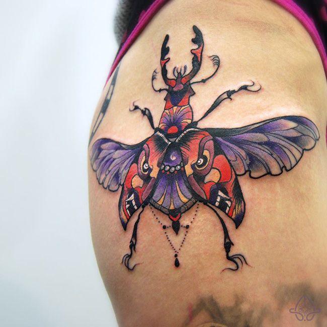 Les Tatouages Anais Allnt 6 Inspiration Tatouages Tatouage