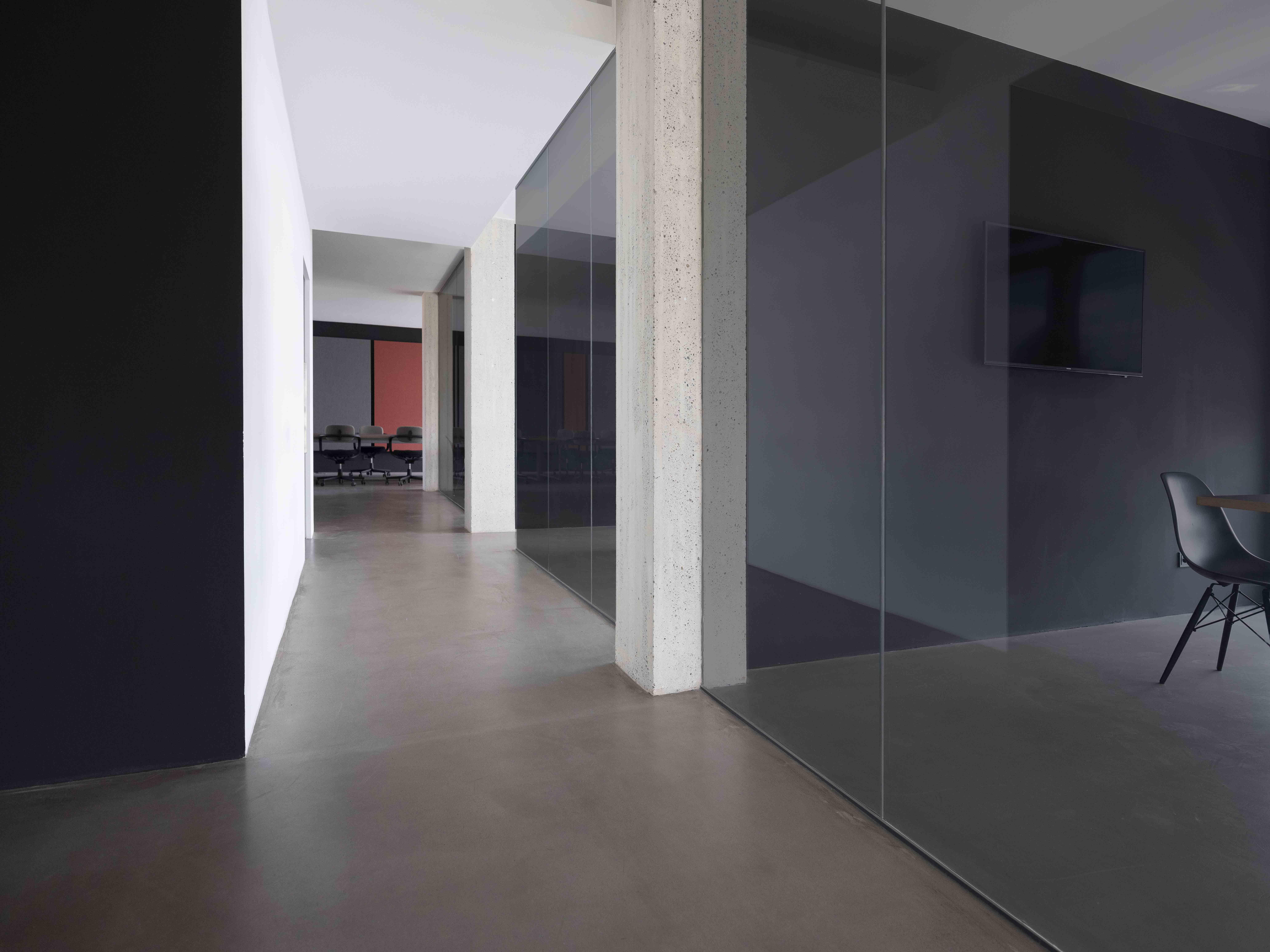 Arnold Werner Architekten Agency Kickass Modernes Buro Office Losung Buero