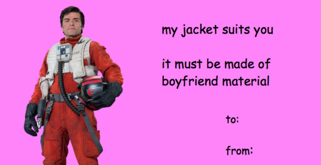 Oratoryqueen Valentines Day Card Memes Star Wars Valentines Funniest Valentines Cards