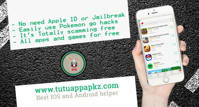 Tutu App iOS Download for iPhone, iPad, iPod Touch (With