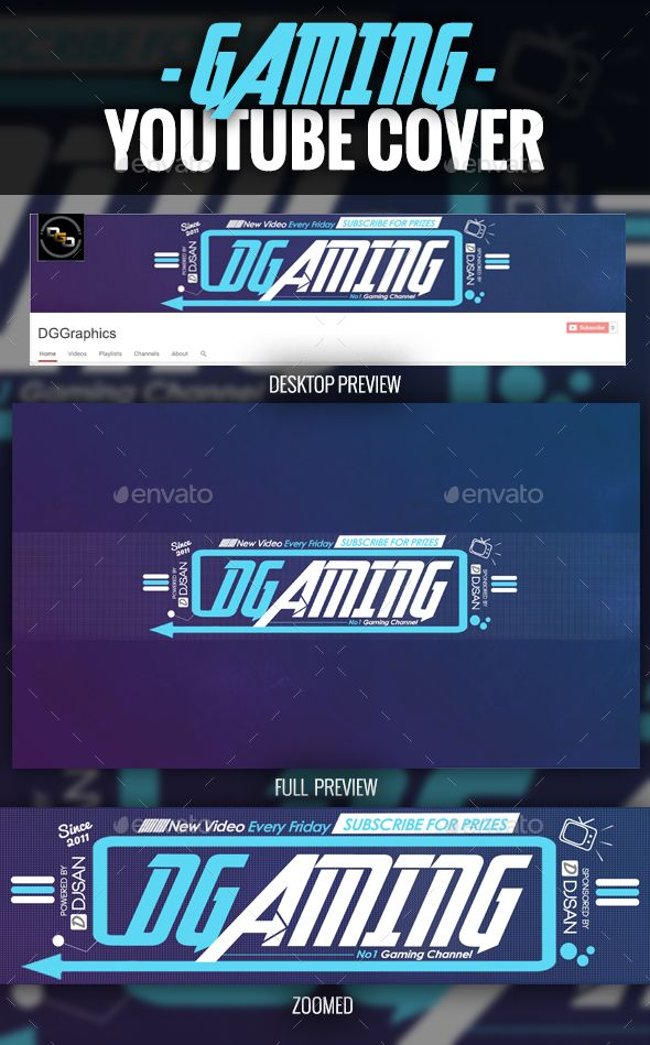 gaming youtube cover pinterest youtube gaming and psd templates