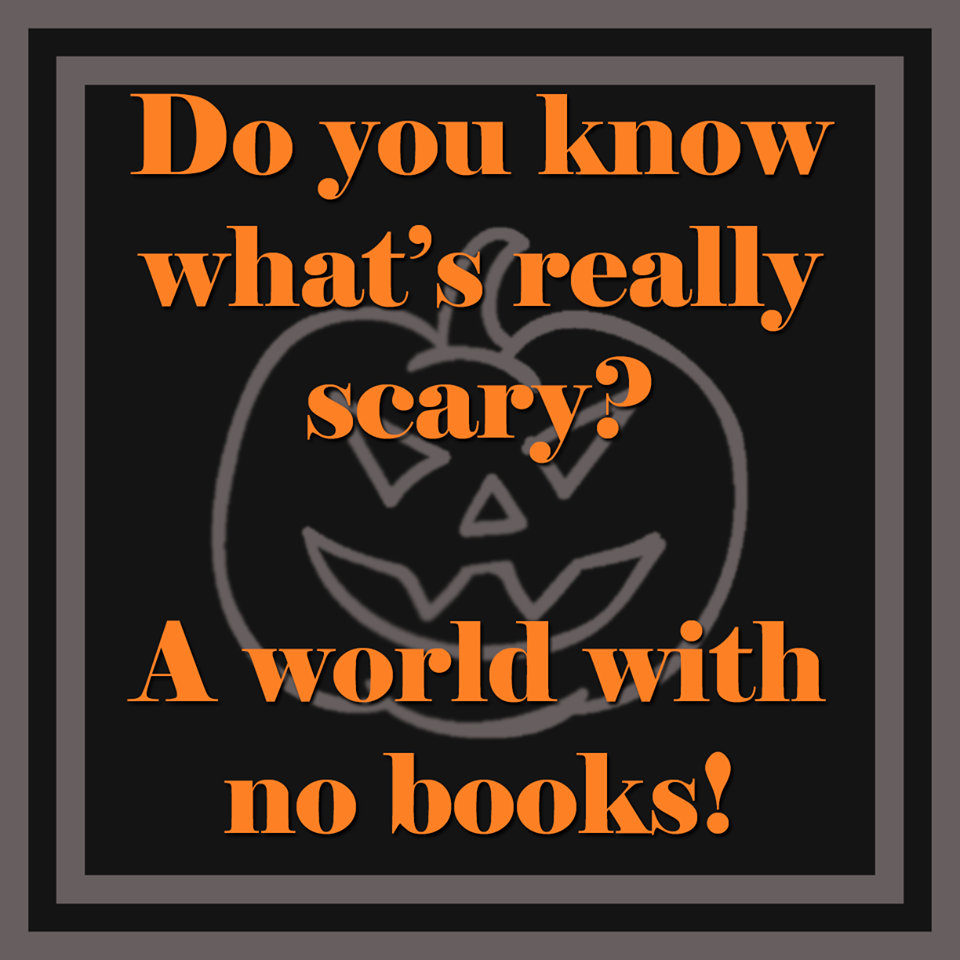 Do you know what's really scary?