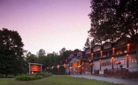 Experience Luxurious Adirondack Lodging at the Friends Lake