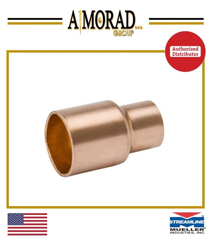 COUPLING ( MUELLER USA ) | Mueller, Copper pipes and fittings