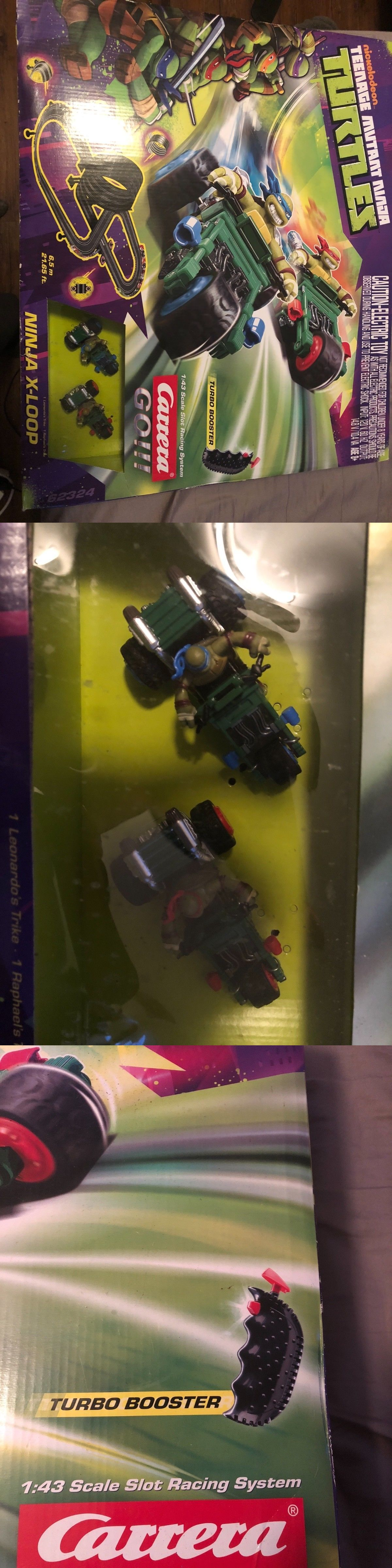 1 43 Scale 164793 Carrera Go 1 43 Scale Teenage Mutant Ninja Turtle Race Set Turtles H O Jordan Bu Teenage Mutant Ninja Turtle Mutant Teenage Mutant Ninja
