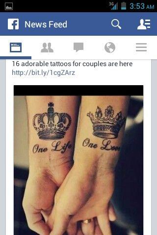 One Life One Love Tattoos Tattoos One Life Animals