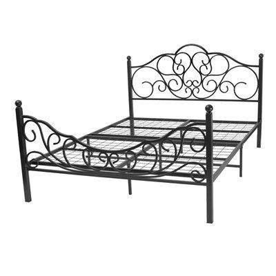 Glideaway Mb Qhf Queen Metalbed Iron Bed Frame Steel Bed Frame Cheap Metal Bed Frames