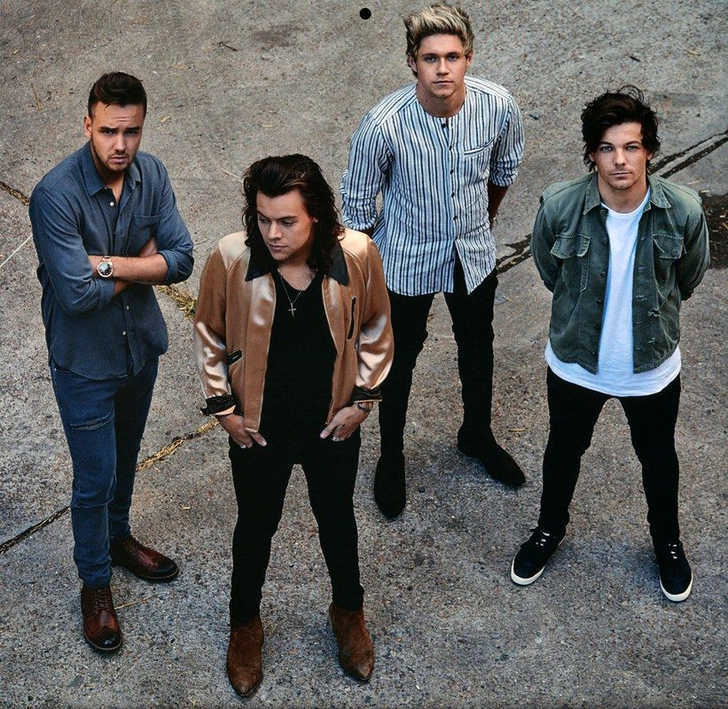 One Direction's 2017 Calendar Will Almost Make You Forget They're On