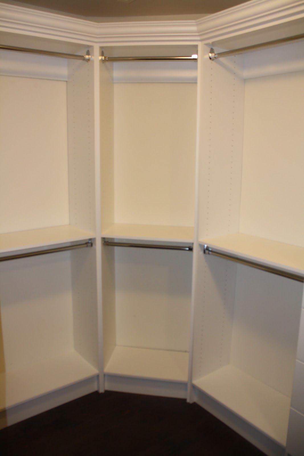 Toronto Custom Concepts Blog Ideas For Closet Corners Closet Renovation Closet Bedroom Closet Remodel