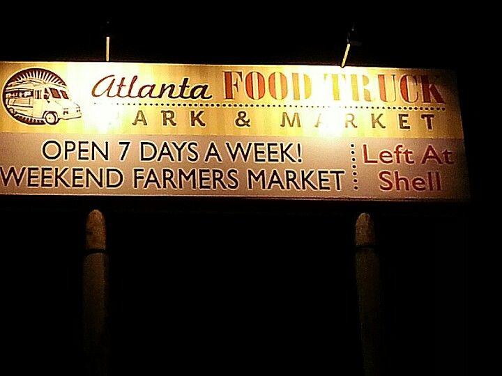 Atlanta food truck park awesome atlanta food food