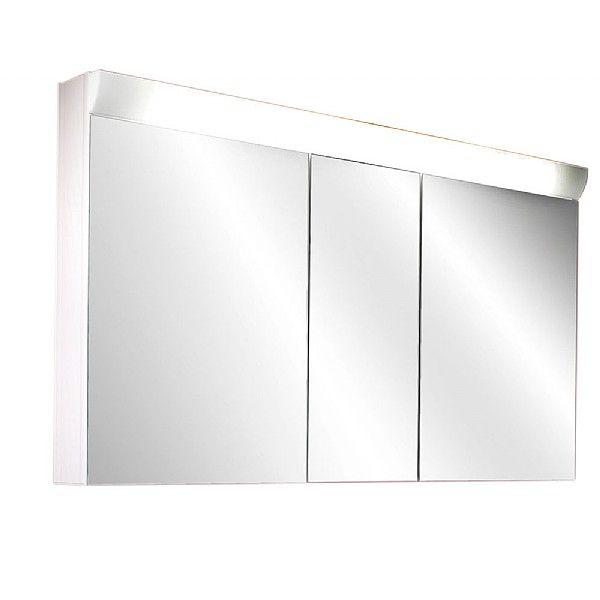 Door Illuminated Mirror Cabinet