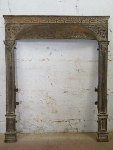 Fireplace surrounds and Architectural salvage