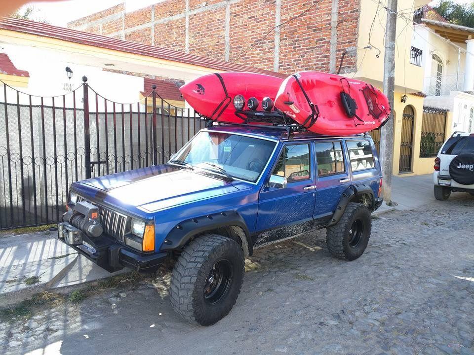 Pin By Josh Johnson On Kayaks Jeep Xj Jeep Xj Mods Jeep