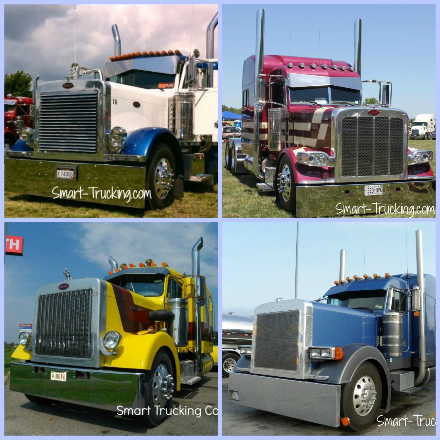Peterbilt trucks you just can t put a price on cool