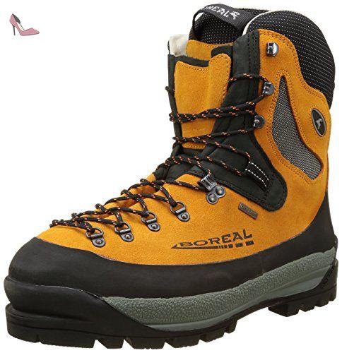 Boreal Super Latok – Chaussures de montagne unisexe, Multicolore, Taille 11  - Chaussures boreal (*Partner-Link) | Chaussures Boreal | Pinterest