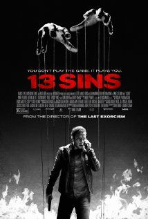 13 Sins 2014 A Cryptic Phone Call Sets Off A Dangerous Game Of