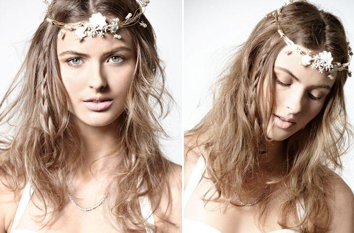 1000 images about bijoux de cheveux on pinterest bohemian wedding hair hair jewellery and bandeaus - Bijoux De Tete Mariage Oriental