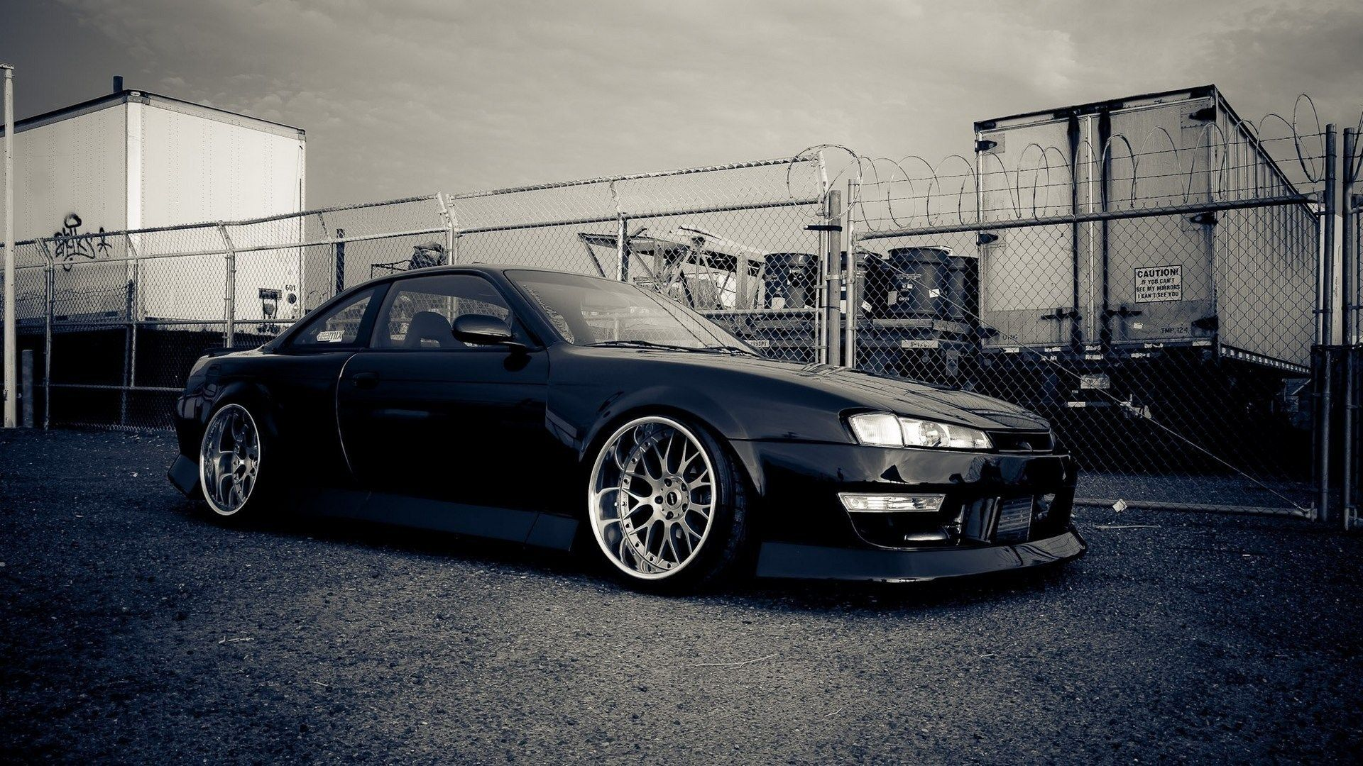 Charmant In The Land Where Demo Cars Are Destined For Oblivion The 326 Power Nissan  S14 Silvia