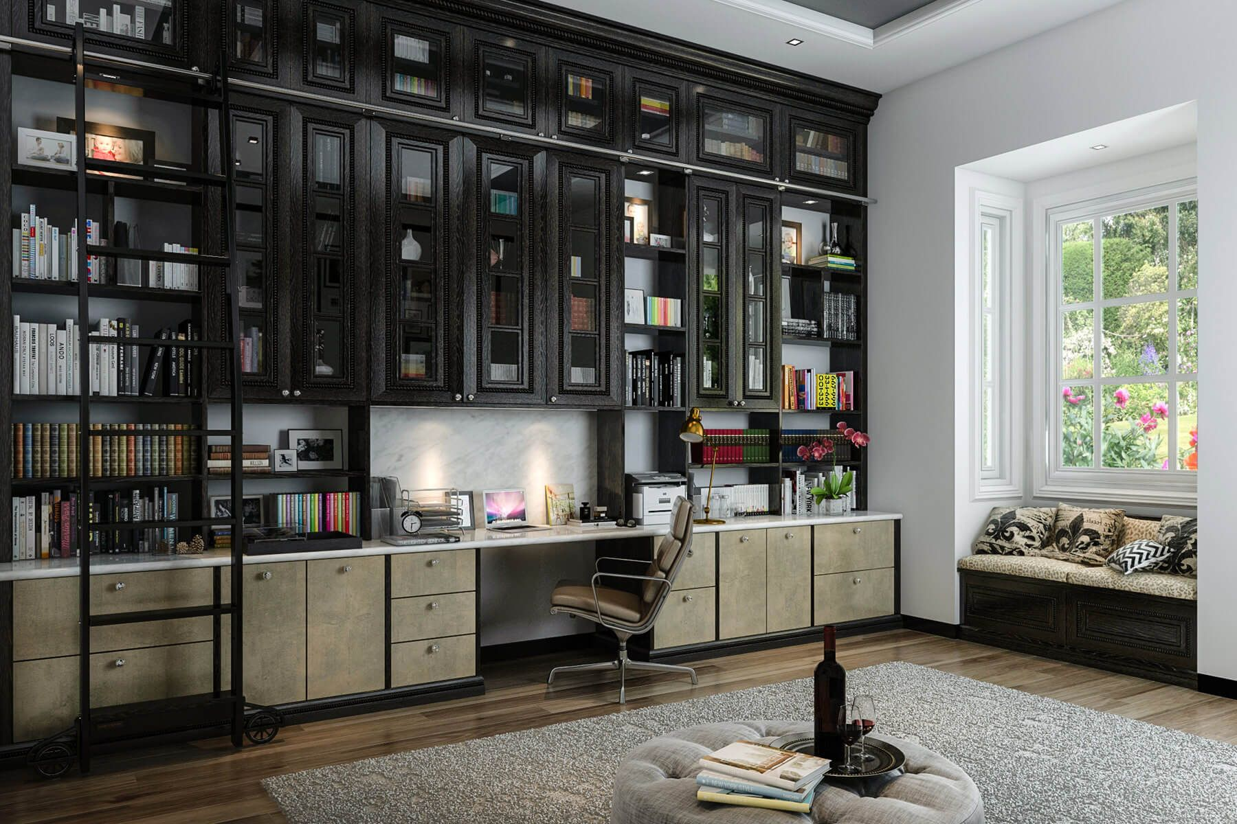Superieur 350 Home Office Ideas For 2018 (Pictures)