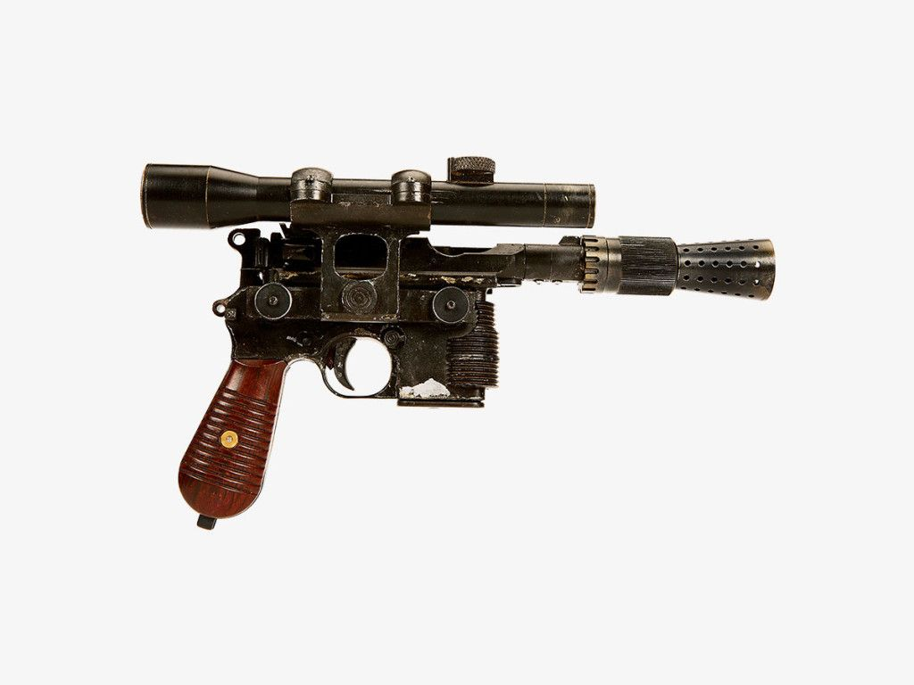 Star Wars: The Force Awakens' Arsenal of Epic Battle Props | WIRED