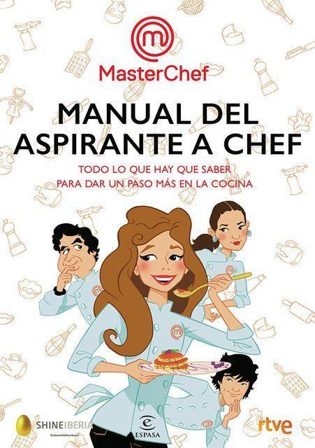 manual del aspirante a chef pdf descargar gratis